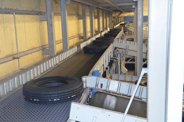 HBR Roller Bed Conveyor